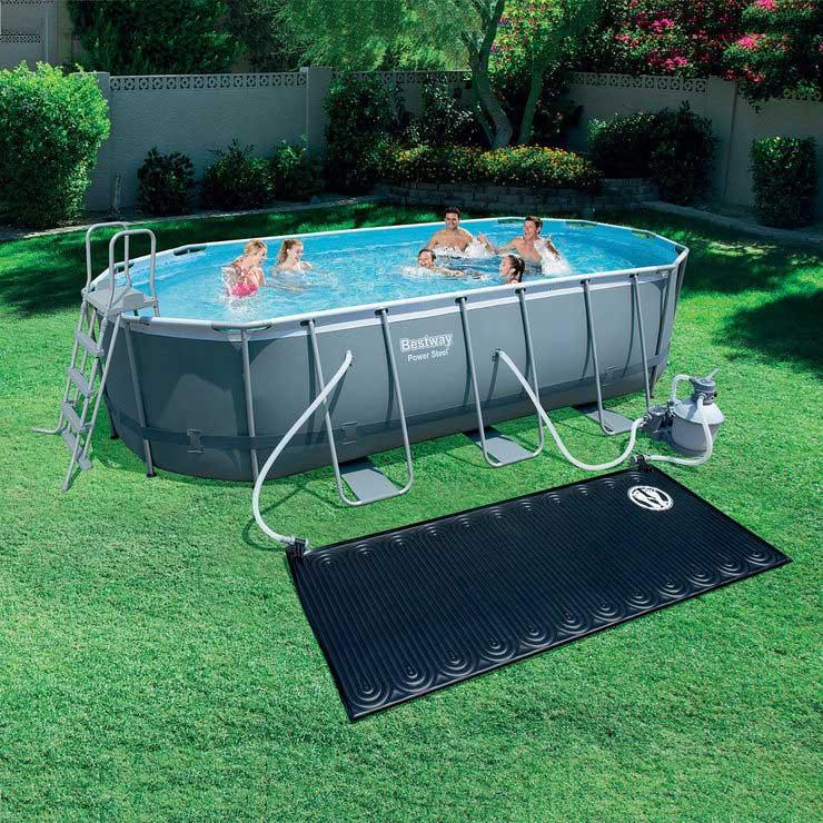 "18 x 9"" Pro swimming pool"