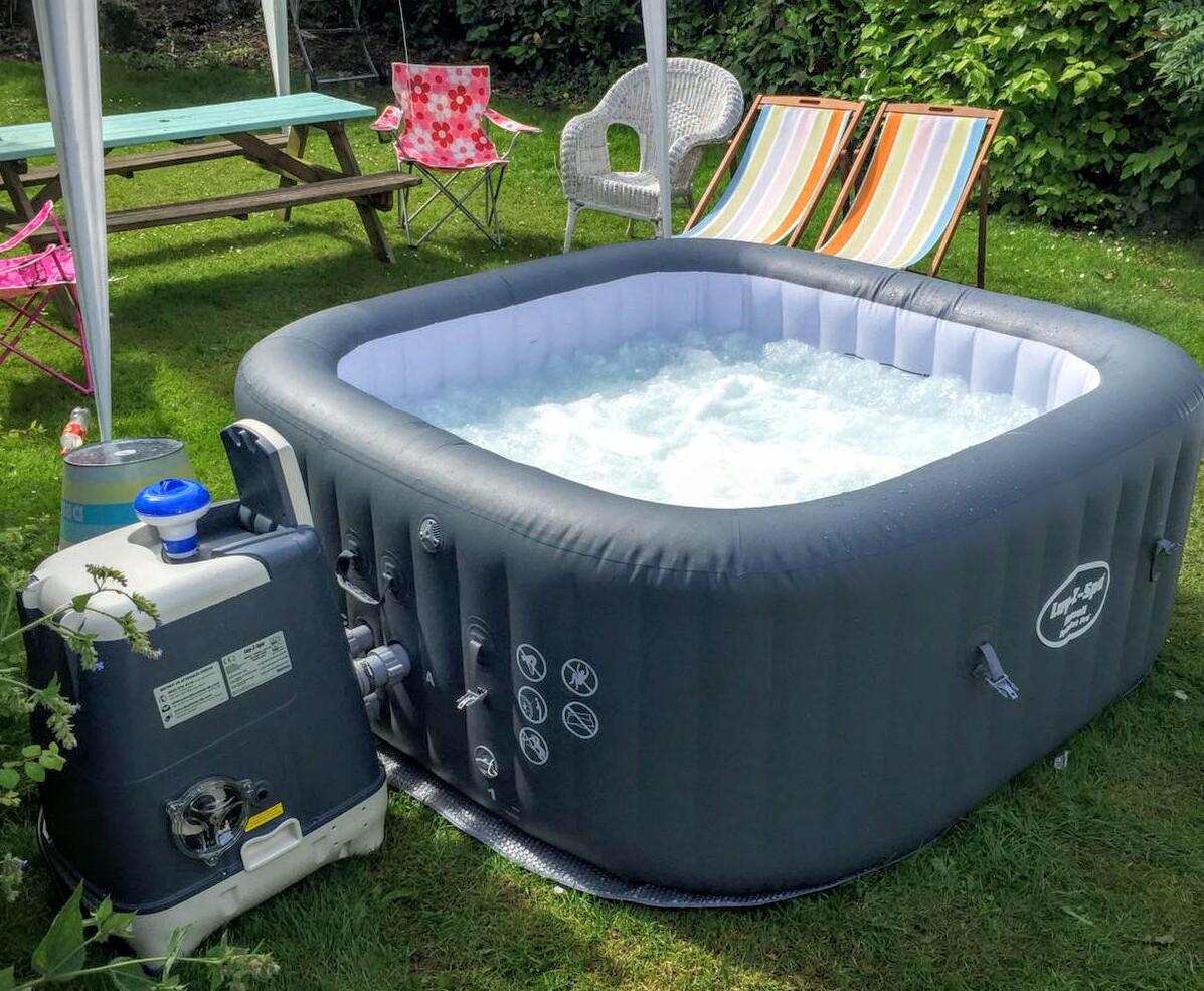 Affordable Hot Tub Swimming Pool Hire Maintenance Supplies