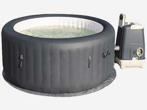 lay z spa honolulu hot tub
