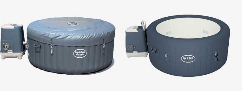 Palm Springs Hydro with and without lid