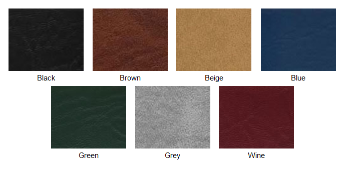 cover colour chart